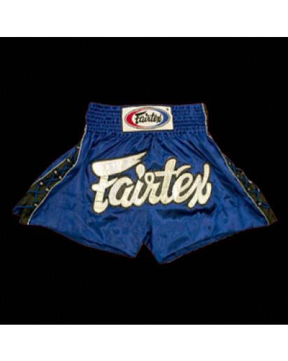 Fairtex Muay Thai Shorts Blue