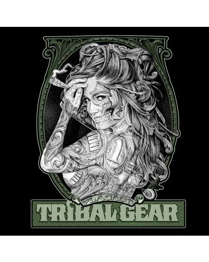 Tribal Money Placaso T-shirt Black