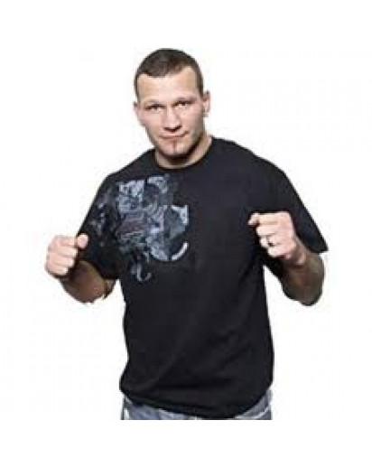 UFC Black Eagle Shield t-shirt