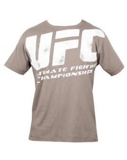 UFC Distressed Olive/Stone tee