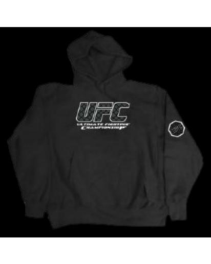 UFC Octagon Hoodie Black