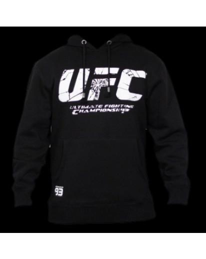 UFC Shatter Hoodie Black