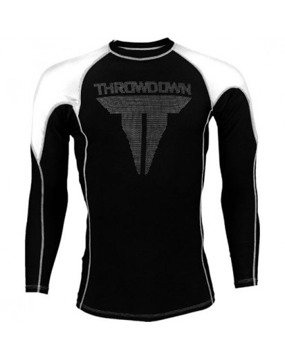Throwdown rash guard edullisesti