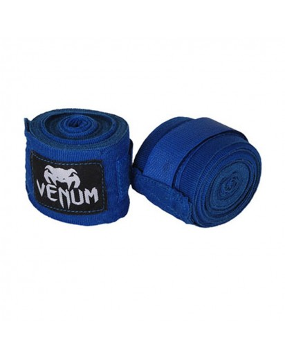 Venum Boxing Handwraps 4 m Blue (pair)