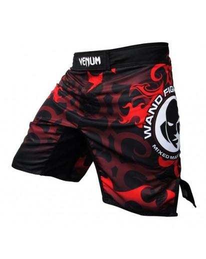 Venum Wanderlei Silva UFC 147 Rio Fightshorts Black