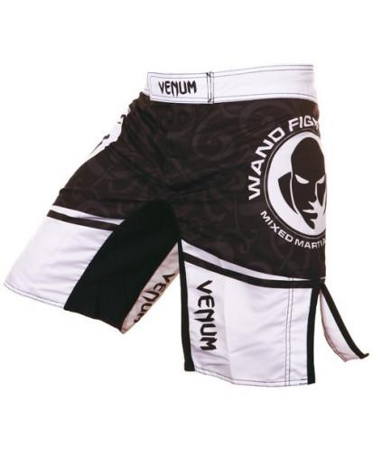 Venum Wanderlei Silva UFC Edition Fightshorts Black
