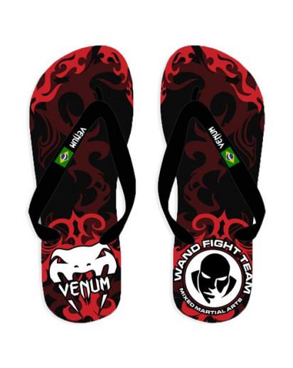 Venum Wand Inferno Sandals Red