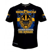 Bad Boy Alexander Gustafsson Walk In T-shirt Black