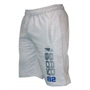 Bad Boy Cotton Shorts Grey New Model