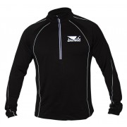 Bad Boy Half Zip Training Top Black