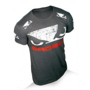 Bad Boy Junior 'Cigano' Dos Santos UFC Walkout T-shirt Grey