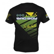 Bad Boy Junior Dos Santos UFC 131 Walkout T-shirt Black