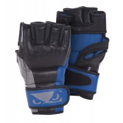 Bad Boy Legacy MMA Gloves Black/Blue/Grey
