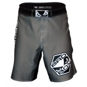 Bad Boy Legacy Shorts Grey/Black
