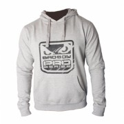 Bad Boy Pro Series Hoodie Grey