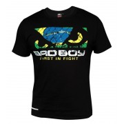 Bad Boy Rio T-shirt Black