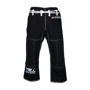 Bad Boy BJJ Gi Pants Black (Rip-Stop)