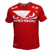 Bad Boy Walk in T-shirt Red