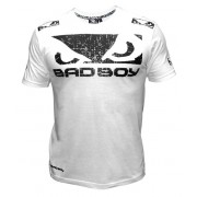 Bad Boy Walk in T-shirt White