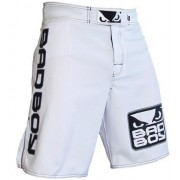 Bad Boy World Class Pro II Shorts White