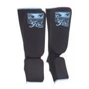Bad Girl Shin Guards Blue