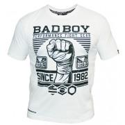 Bad Boy First Design T-paita Valkoinen