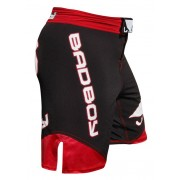 Bad Boy Legacy II Shorts Black/Red vapaaottelushortsit