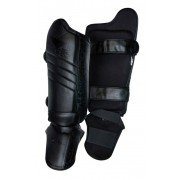 Bad Boy Legacy Thai Shin Guards Säärisuojat Musta