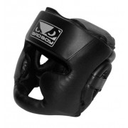 Bad Boy Pro Series 2.0 Full Face Head Guard nyrkkeilykypärä