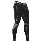 Bad Boy Sphere Compression Leggins Black/Grey kompressiohousut