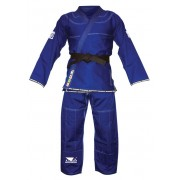 Bad Boy BJJ Gi Blue (Rip-Stop)