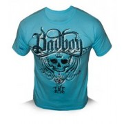 Bad Boy Jewel T-shirt Blue
