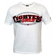 Fighters Only Branded T-shirt White