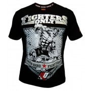 Fighters Only Ground & Pound T-shirt Black