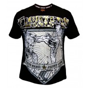 Fighters Only The Kick T-shirt Black