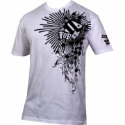 Form Athletics Leaves Of Green T-shirt White