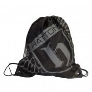 Hatton Gym Sack Black/Silver