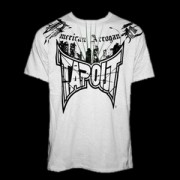 TapouT Hood Rat White t-shirt