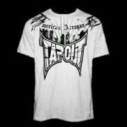 TapouT Hood Rat White t-shirt