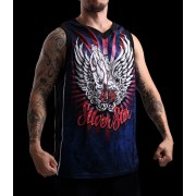 Silver Star Knock Out Black Jersey