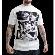 TapouT Striker White t-shirt