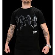UFC Motion Black t-paita