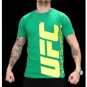 UFC Ultimate II Green/Yellow t-paita