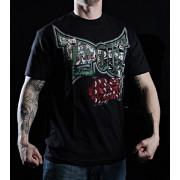TapouT Viva Las Vegas Black t-shirt