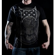 TapouT Liberty Black t-shirt