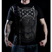 TapouT Liberty Black t-shirt