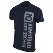 Jaco RTBO Splatter Crew T-paita Sininen Harmaa