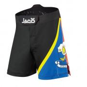 Jaco Philippines Resurgence MMA Fight Shorts Black