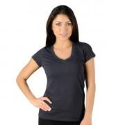 Jaco Womens Authentic Performance V Neck t-shirt Black