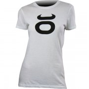 Jaco Womens Brasil WalkOut T-shirt White